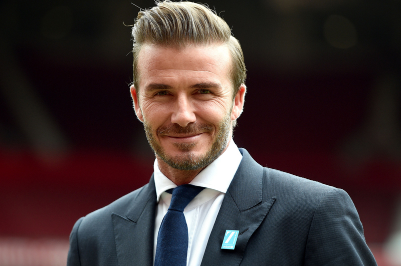 David Beckham hair transplant rumors
