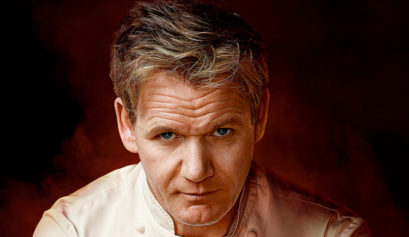 Gordon Ramsay Hair Transplant