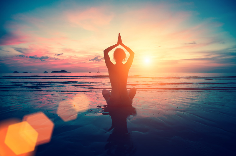 The 8 Best Yoga Poses For Stress Relief