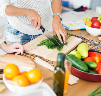 Top 5 home cooking health benefits