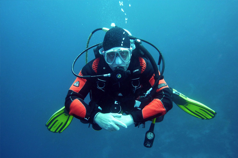 7 Health Benefits You Can Get From Scuba Diving