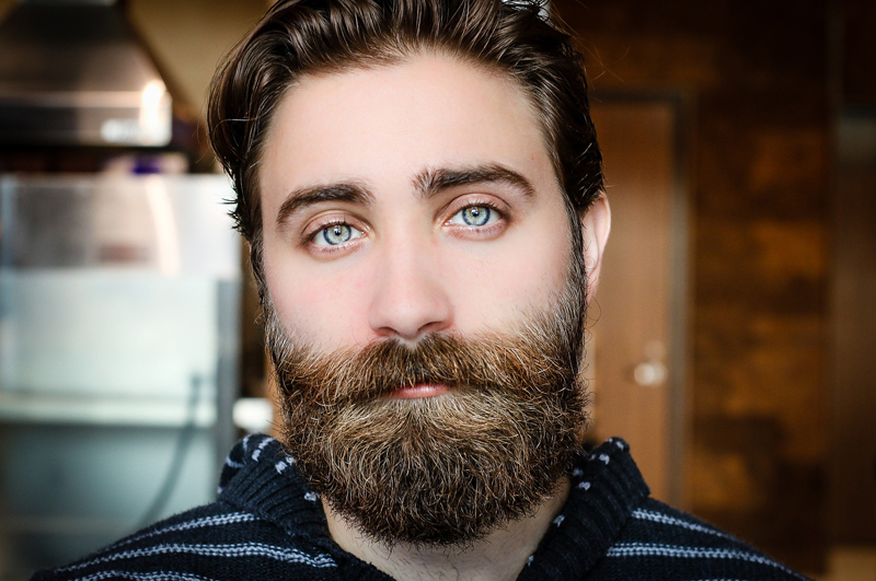 How to Grow an strong Curved Mustache