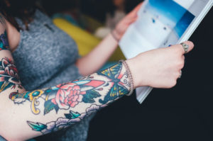 The Growth of the Popularity of Tattoo