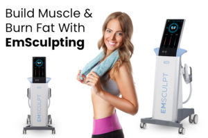 Build Muscle and Burn Fat With EmSculpting
